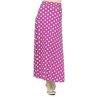 Dbg women's women's maxi long polka dots length skirts