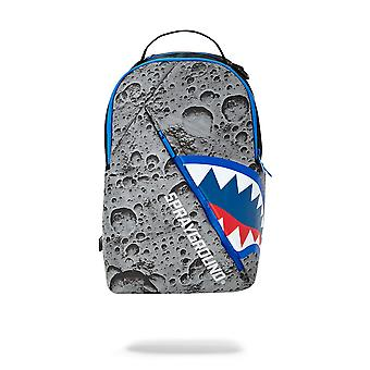 Sprayground Angled 3M Shark Backpack Space Shot