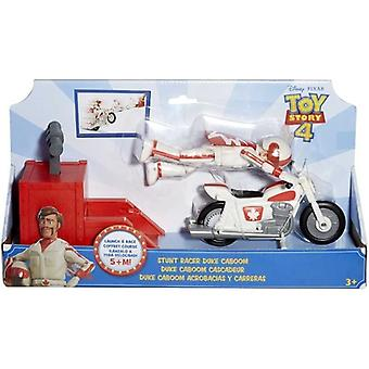 Toy Story 4, figure-Stunt Racer Duke Caboom