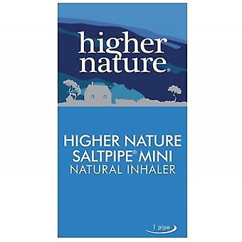 Higher Nature Saltpipe Mini Inhaler