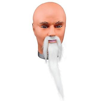 Bristol Novelty Adults Unisex Adhesive Wizard Beard And Moustache