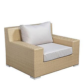 Flughafen7 | Isla Margarita Lounge Stuhl |  Graue Teak | Gartenstühle