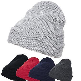 Flexfit Yupoong LONG KNIT Beanie Winter Hat