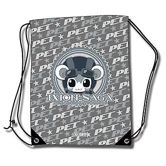 String Backpack - Ixion Saga - New Pet Cinch Sling Bag Licensed ge11841