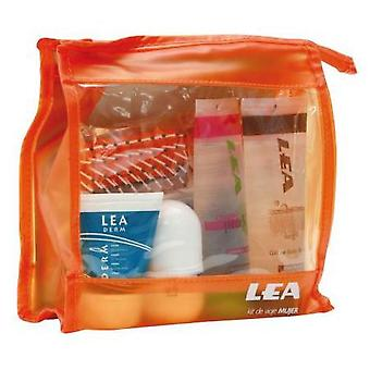 Lea Female Travel Kit (Woman , Cosmetics , Body Care , Moisturizer and nourishing)