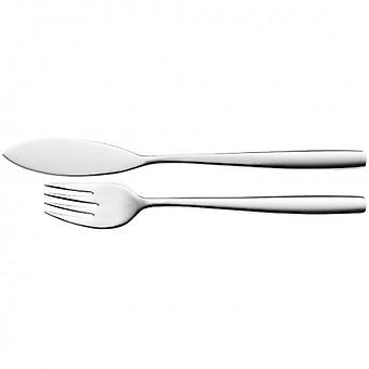 WMF Fish cutlery set 2-pcs. Palma (Home , Kitchen , Kitchenware and pastries , Cutlery)