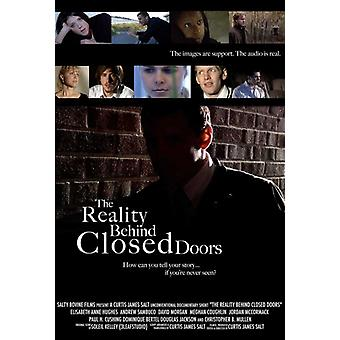 De werkelijkheid achter gesloten deuren Movie Poster Print (27 x 40)