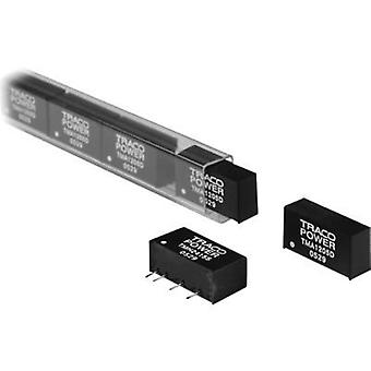 DC/DC converter (print) TracoPower TMA 1205S 12 Vdc 5 Vdc 200 mA 1 W No. of outputs: 1 x