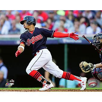 Francisco Lindor Game 2 of the 2016 American League Division Series Photo Print (8 x 10)