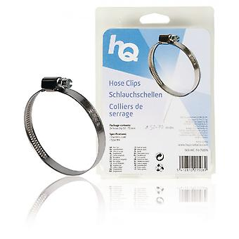 HQ Tube clamps 50-70 mm