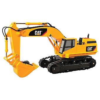 CAT Excavator Mega L & S 50 Cm (Toys , Vehicles And Tracks , Mini Vehicles , Cars)