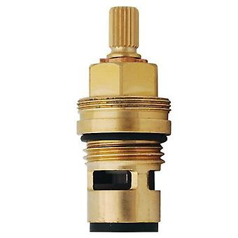 Grohe 45342000 1/2 Inch Carbodur Half Turn Flow On/Off Cartridge for Cold