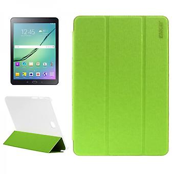 ENKAY smart cover green for Samsung Galaxy tab S2 8.0 SM T710 T715 T715N