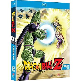 Dragon Ball Z: Season 6 [Blu-ray] USA import