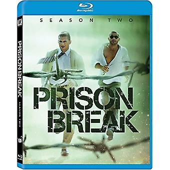 Prison Break: Season 2 [Blu-ray] USA import