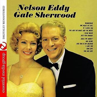 Nelson Eddy & Gale Sherwood - Nelson Eddy & Gale Sherwood [CD] USA import