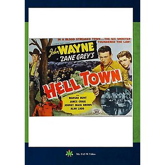 Helvetet stad [DVD] USA import