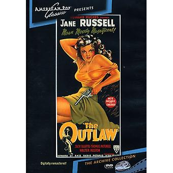 Outlaw (1943) [DVD] USA import