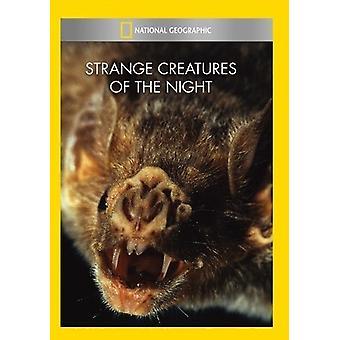 Seltsame Kreaturen der Nacht [DVD] USA importieren