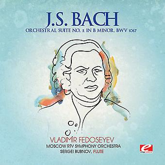 J.S. Bach - Orchestral Suite n° 2 en si mineur [CD] USA import