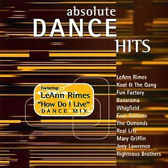 Absoluta Dance Hits - absoluta Dance Hits [CD] USA importar
