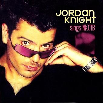 Jordan Knight - singt Nkotb [CD] USA import