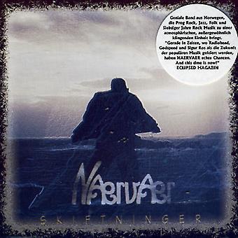 Naervaer - Skiftninger [CD] USA import