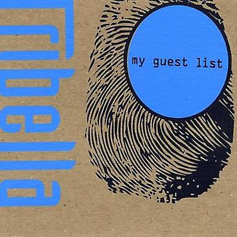 Tribella - meine Gästeliste [CD]-USA import