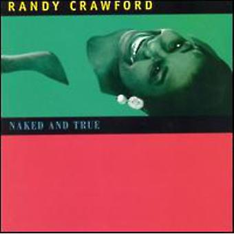 Randy Crawford - nøgne & sande [CD] USA import