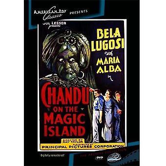 Chandu på Magic Island [DVD] USA import