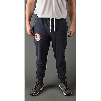 Roots of Fight George Foreman Slim Fit Drawstring Sweatpants - Dark Navy