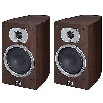 Merce B Heco Victa Prime 302, 2 way bass reflex, 150 Watt Max, espresso 1 coppia