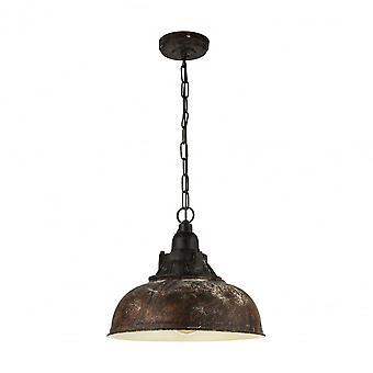 Eglo Grantham Open Dish Ceiling Pendant