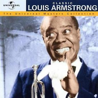 Louis Armstrong - Classic the Masters Collection [CD] USA import
