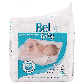 Bel Baby Blankets 60x60 10 Units (Children , Cosmetics , Body lotions)