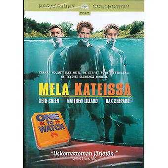 Paddle missing (DVD)