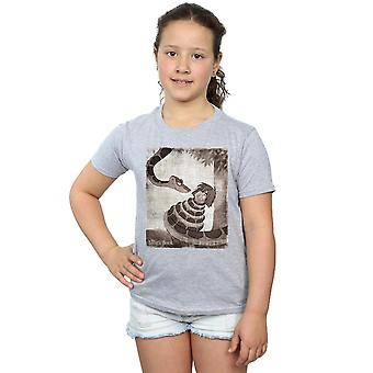 Disney Girls The Jungle Book Hypnosis T-Shirt