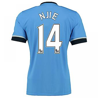 2015-16 Tottenham Away Shirt (Njie 14)