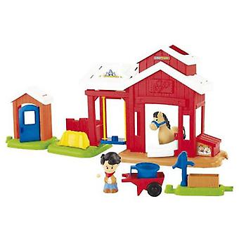 Fisher-Price Establo Little people (Toys , Preschool , Playsets , Stages)