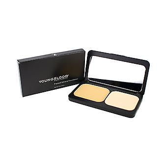 Youngblood ingedrukt minerale Foundation - Warm Beige 8g / 0.28 oz