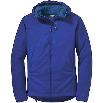 Outdoor Research Mens Ascendant Hoody Baltic/Glacier (X-Large)