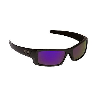 Best SEEK Polarized Replacement Lenses Oakley GASCAN S Small Purple Fire Red