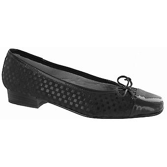 RIVA ANDROS SUEDE Ladies Ballerinas / Womens/Ladies Slip-on Shoes