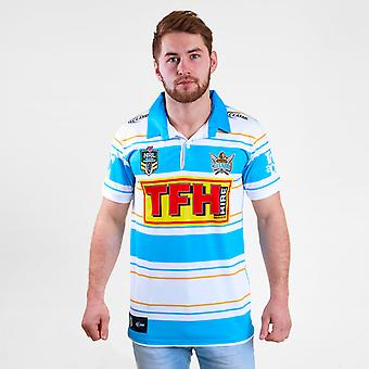Classic Sportswear Gold Coast Titans 2018 NRL Heritage S/S Rugby Shirt
