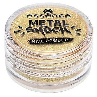 Essensen chok søm metalpulver 04 et touch af vintage (Make-up, negle, dekoration)