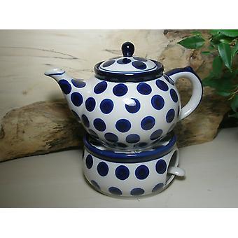 Teekanne mit Stövchen, 1200 ml, Tradition 28 - BSN 6814