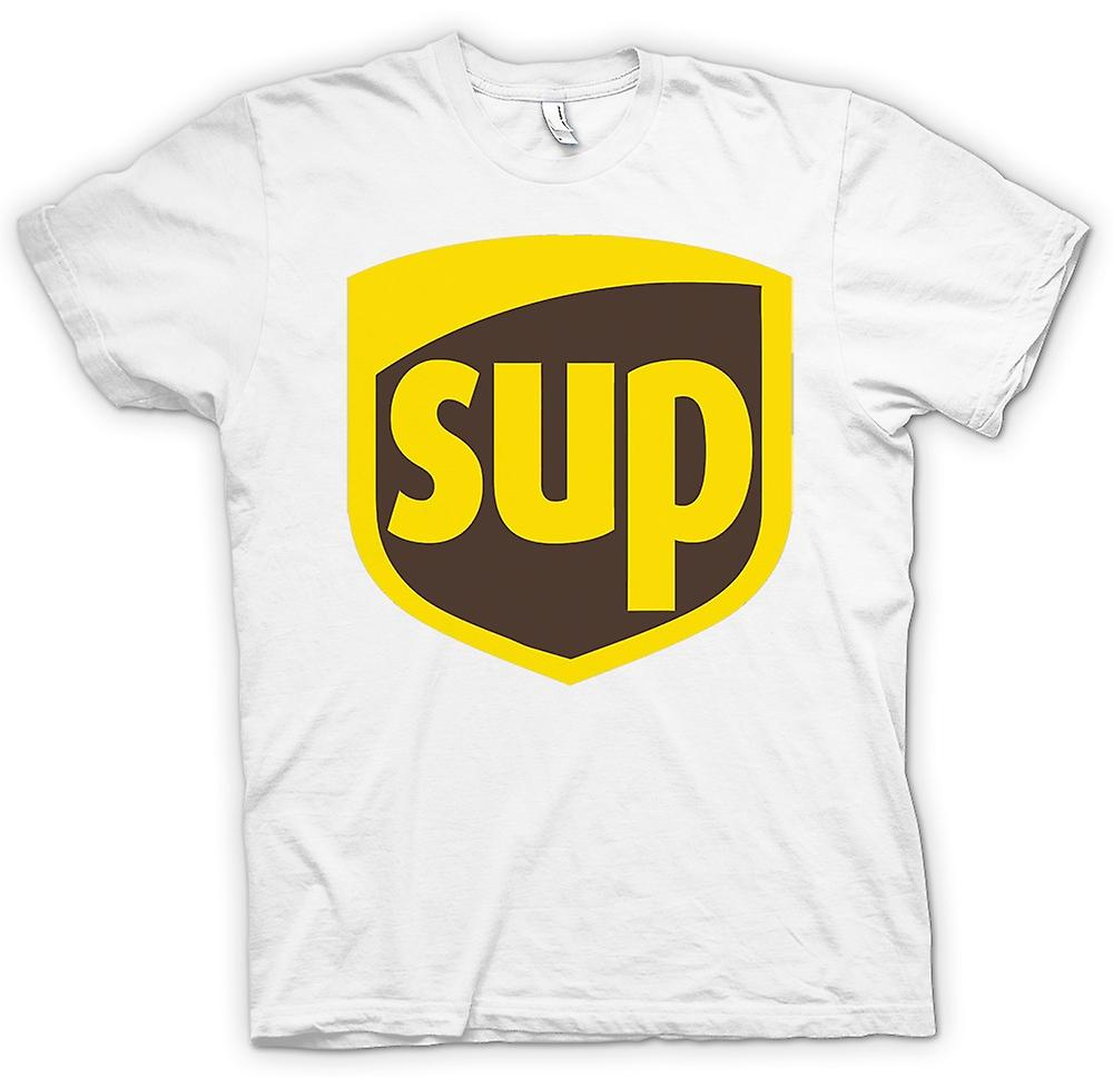 Mens T-shirt -  SUP - Quote