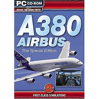 A380 Special Edition Add-On voor FS 2004FSX (PC CD)