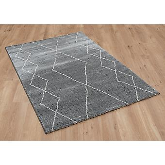 Skald 49007 4262 Grey Cream  Rectangle Rugs Plain/Nearly Plain Rugs
