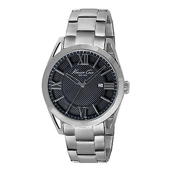 Kenneth Cole New York men's wrist watch analog stainless steel KC9372